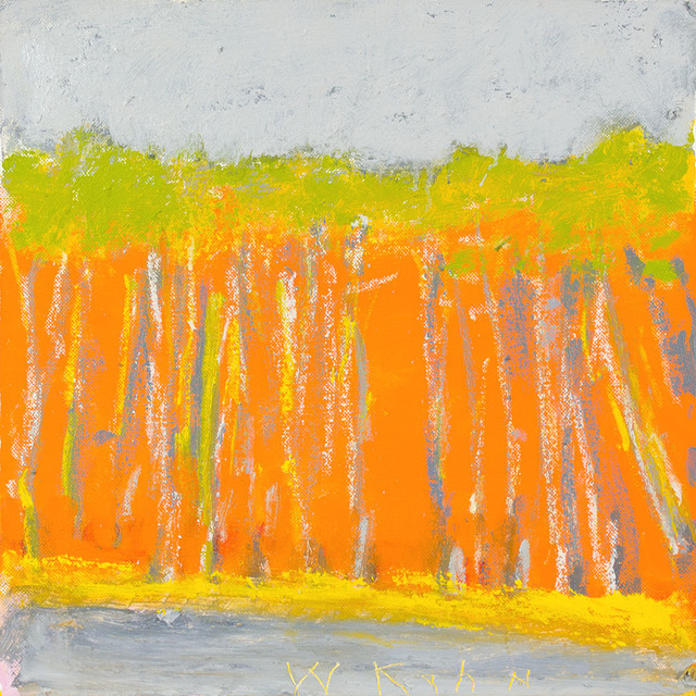 , 'ORANGE, YELLOW, GRAY,' 2016, Jerald Melberg Gallery