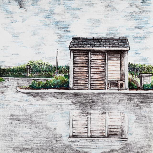 , 'I don't Draw on Sundays - 7643,' 2018, Beatriz Esguerra Art