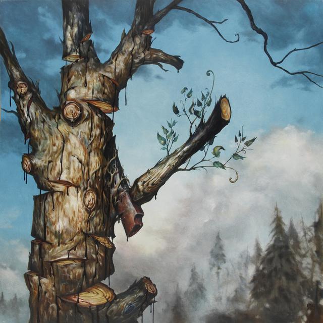 , 'Surmount,' 2014, Jonathan LeVine Projects