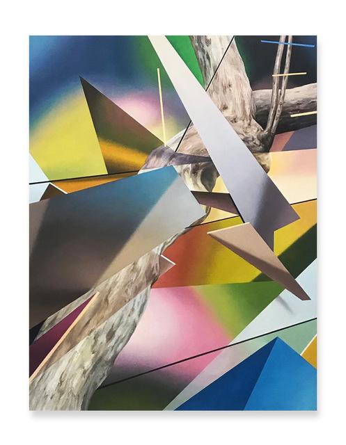 Javier Peláez, 'Broken Tree #2', 2019, William Turner Gallery
