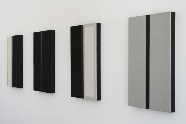 , 'Iteration, nos. 5,6,9,10- var. 1,' 2019, Timothy Yarger Fine Art