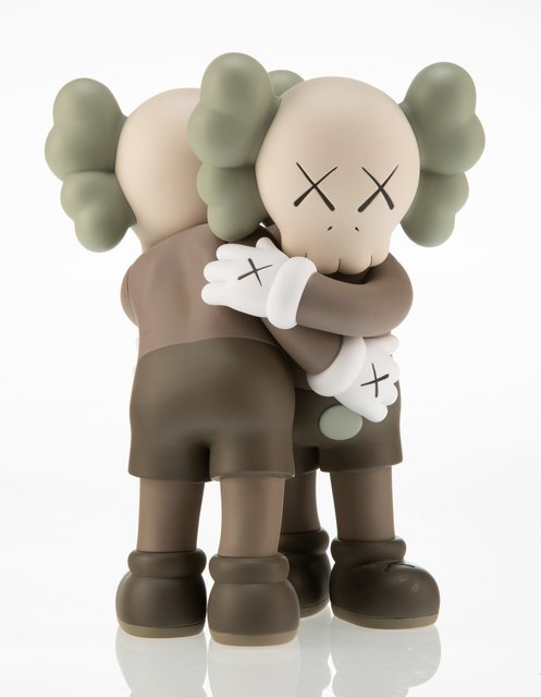 KAWS, 'Together (Brown)', 2018, Heritage Auctions