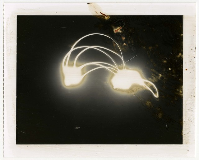 , 'From Original Type 55 Polaroid from the Betterment Room: Devices For Measuring Achievement,' 2005, EUQINOM Gallery