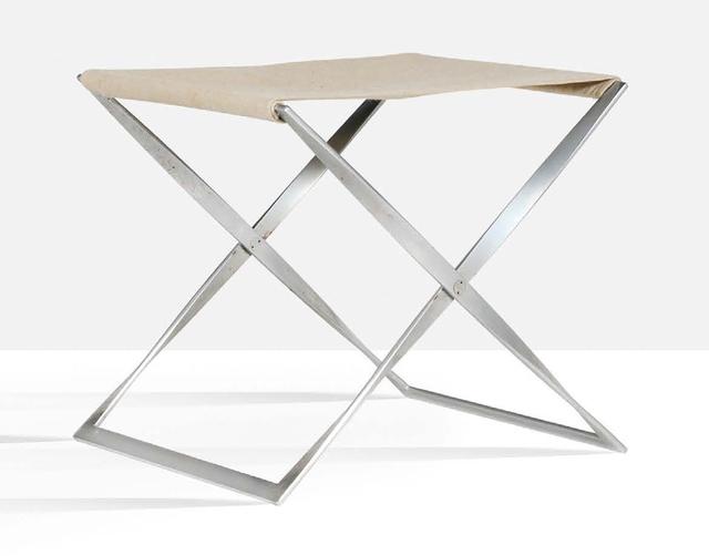 Poul Kjærholm, 'PK 91 stool', 1961, Aguttes