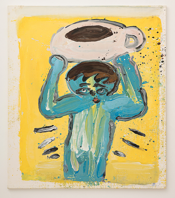 , 'Coffee Time,' 2016, Ever Gold [Projects]