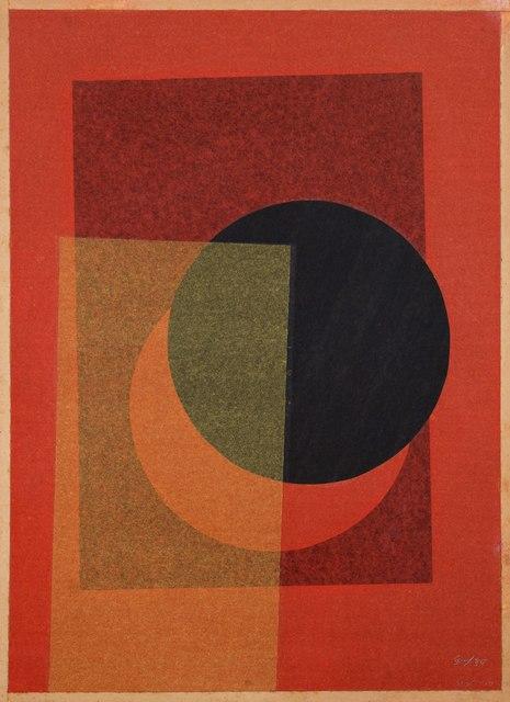 , 'Untitled,' 1954, Bergamin & Gomide