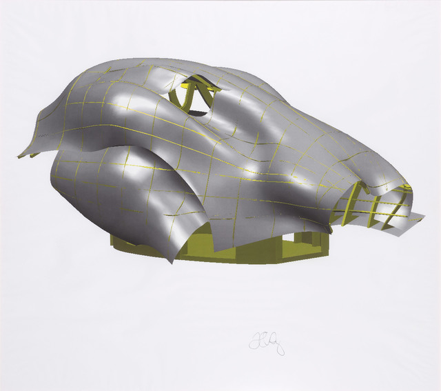 Frank Gehry A Study 1999 Artsy