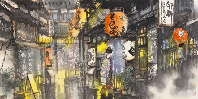 Zi Jiang Wang 王子江, 'A Moment In Time', 2017, White Space Art Asia