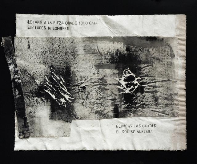 , 'Vacíos de Voz II,' 2018, Bendana | Pinel
