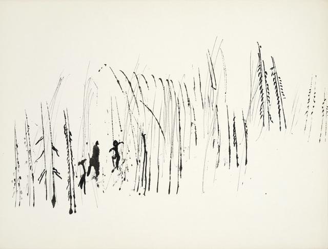 Henri Michaux, 'Untitled', 1944, Guggenheim Museum Bilbao