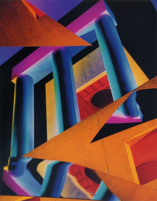 , 'Architectural Site 8: Loyola Law School, Los Angeles, December 21, 1986,' 1986, Gallery Luisotti