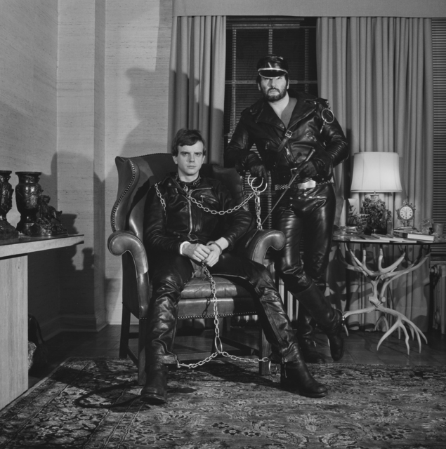 , 'Brian Ridley and Lyle Heeter,' 1979, ARoS Aarhus Art Museum