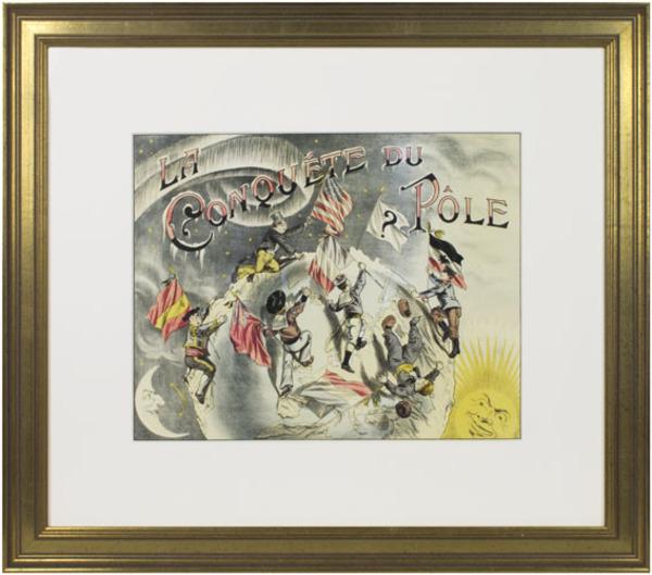 Unknown, 'La Conquéte Du Pôle (The Conquest Of The Pole)', 1900, David Barnett Gallery
