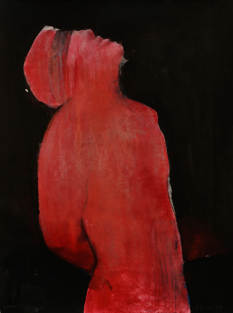 , 'Constrained Man 被束缚的人,' 2017, Harmony Art Gallery