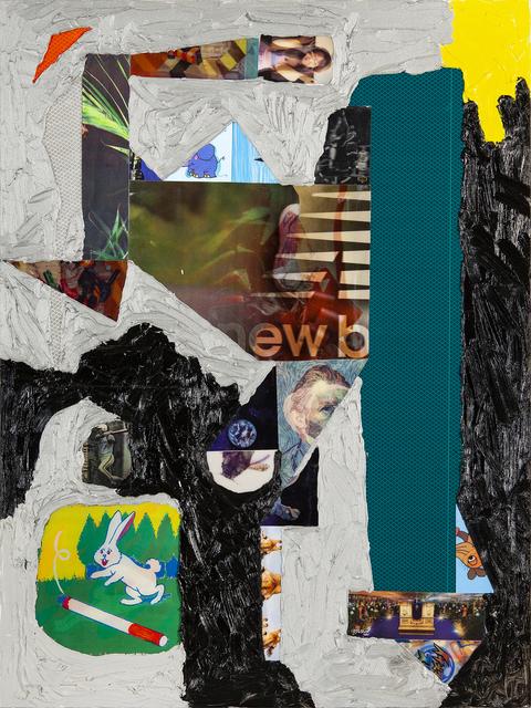 Teppei Kaneuji, 'ZONES (Station) #1 ', 2019, Jane Lombard Gallery