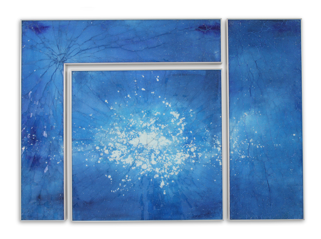 , 'Blue Kapnos L II,' 2015, Heather Gaudio Fine Art