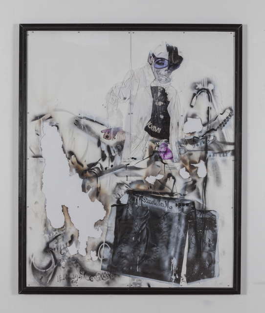 , 'FIRE,' 2018, Galerie Nathalie Obadia