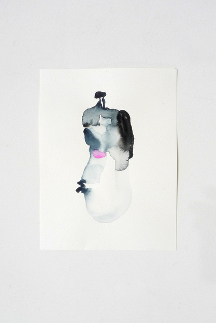 Keiko Narahashi, 'untitled (face jug)', 2016, Assembly Room