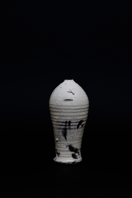 , 'White Kohiki vase,' 2018, Ippodo Gallery