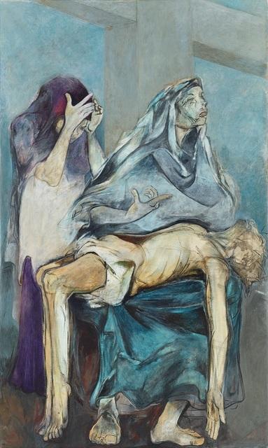 , 'Pieta,' 1988, Dag Modern