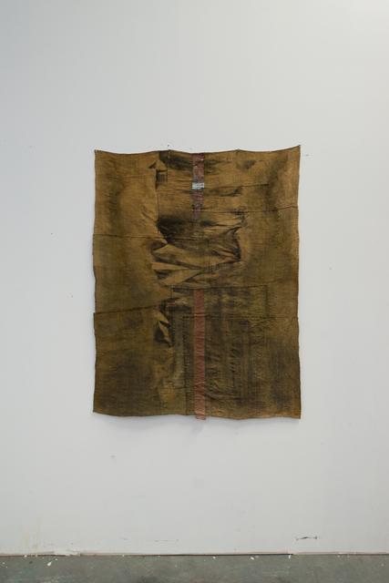 , 'Skin into Blankets,' 2018, LKB/G