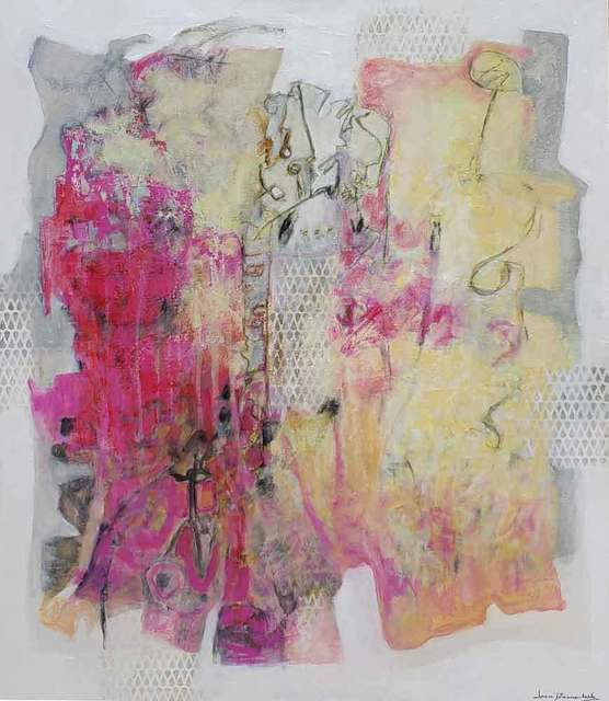 Joan Dumouchel, ' Transcendence', 2019, Galerie Blanche