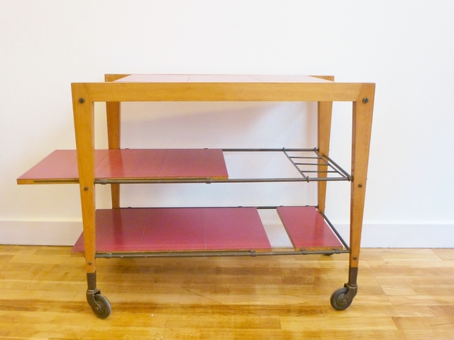 Maxime Old, 'Trolley Table, by Maxime Old', ca. 1956, Avant-Garde Gallery