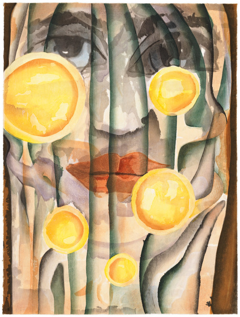 Francesco Clemente, 'Earth', 2006, Pace Prints