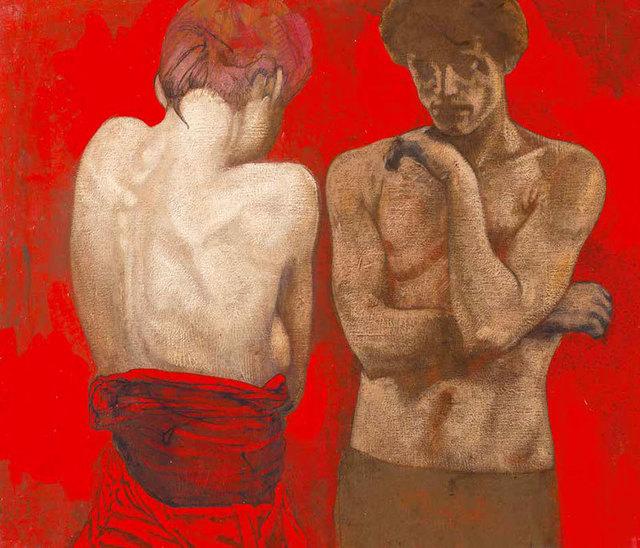 , 'Toxic Cadmium 2,' 2016, Aria Art Gallery
