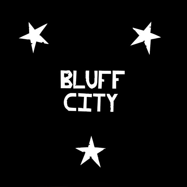 , 'Bluff City,' 2017, David Lusk Gallery