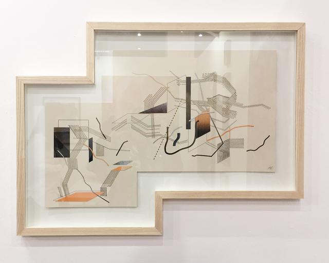 , 'Edit / Strange Negotiations,' 2016, Kalashnikovv Gallery
