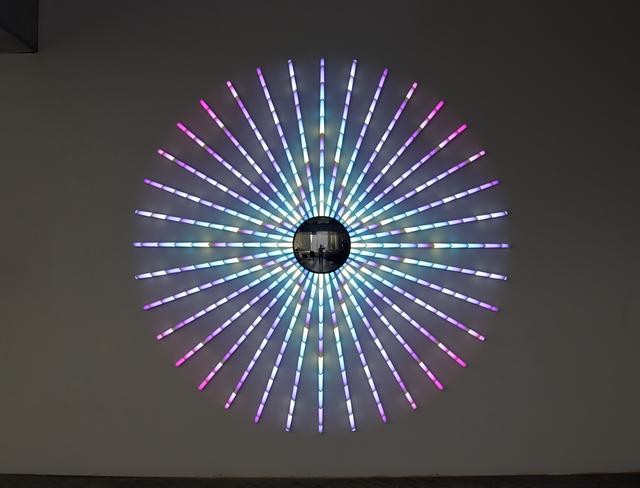 , 'Blue Star,' 2014, Galerie Huit