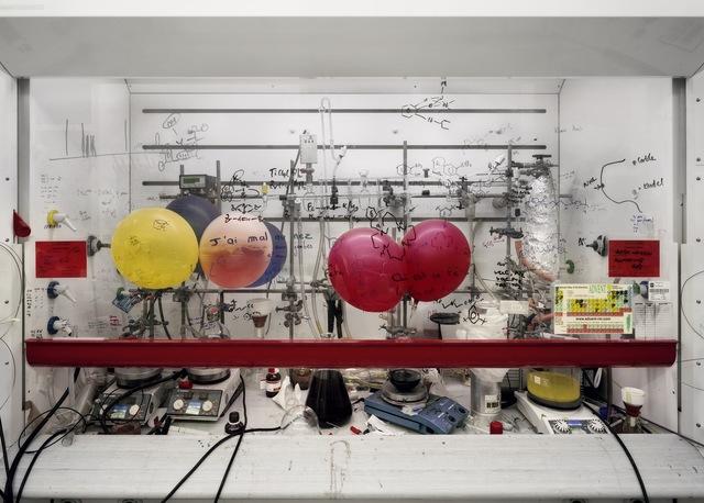 , 'Chemistry Fume Cabinet, the University of Edinburgh,' 2010, Galerie Greta Meert