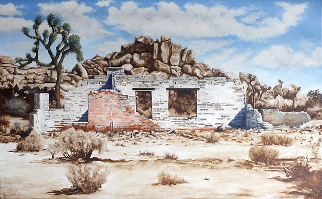 , 'Ohlson Ruins,  Joshua Tree National Park,' 2019, Asher Grey Gallery