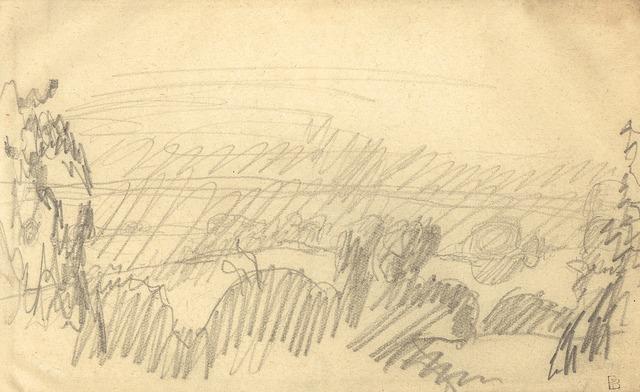, 'Bords de Seine á Vernon,' ca. 1920, Pace/MacGill Gallery