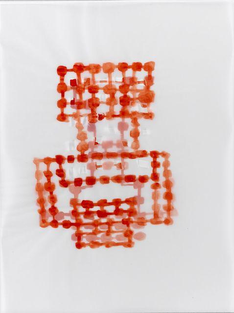 , 'Red Building ,' 2012, Rhona Hoffman Gallery