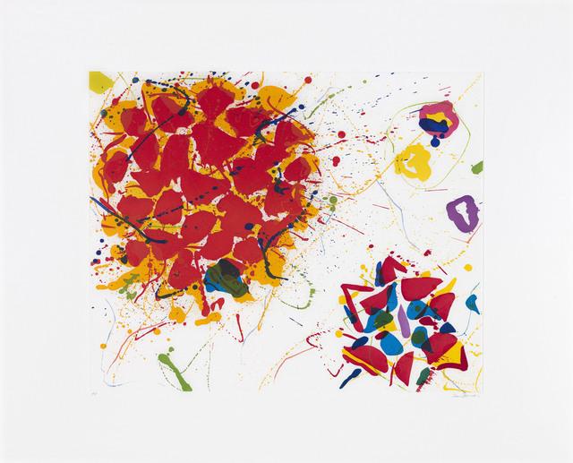 , 'Senza Titolo II (Untitled II),' 1987, Bernard Jacobson Gallery