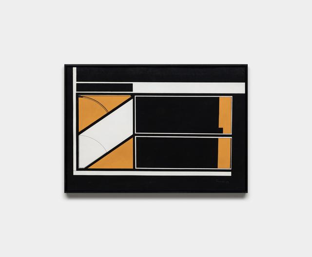 , 'Sem título,' 1969, Galeria Raquel Arnaud