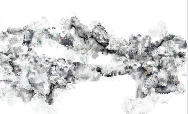 , 'Black Matter II,' 2018, Heather Gaudio Fine Art