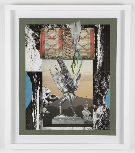 , 'Coal Miner's Dada,' 2017, Carrie Secrist Gallery