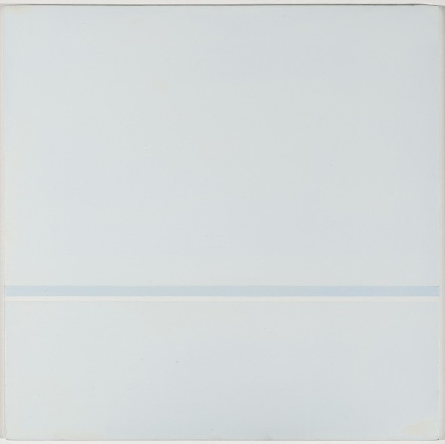 , 'Orizzonte Bicromo,' 1968, Galerie Thomas