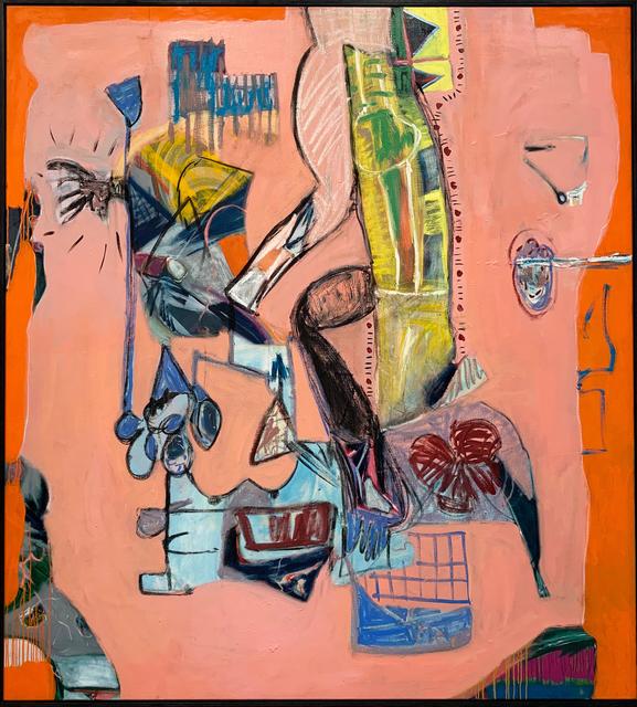 Sarah Dwyer, 'Marshmallow Harvest ', 2019, Jane Lombard Gallery