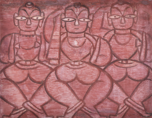 , 'Vaisnav Dance,' , Swaraj Art Archive