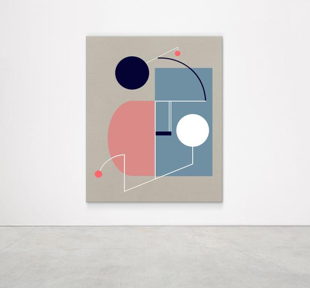 , 'A Dawn Kiss,' 2019, Kristin Hjellegjerde Gallery