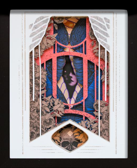 , 'Captive Witness I,' 2017, Paradigm Gallery + Studio