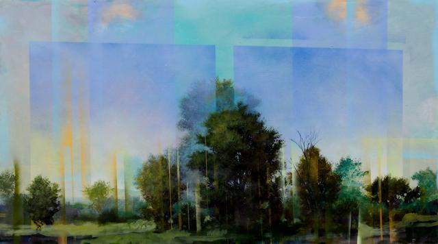 , 'Ombre,' 2016, Newzones