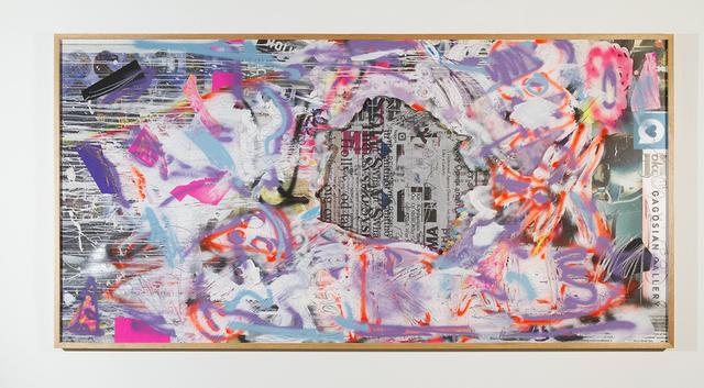 , '@OKCMoma_3,' 2016, Galería Tiro Al Blanco