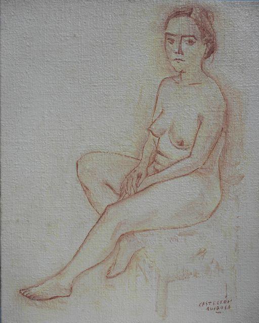 Iván Castellón, 'Nude XII', 2012, Casa Toscana