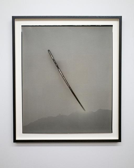 , 'Sunburned GSP#873 (Mojave),' 2015, Yossi Milo Gallery