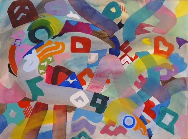 , 'April,' 1981, Lawrence Fine Art